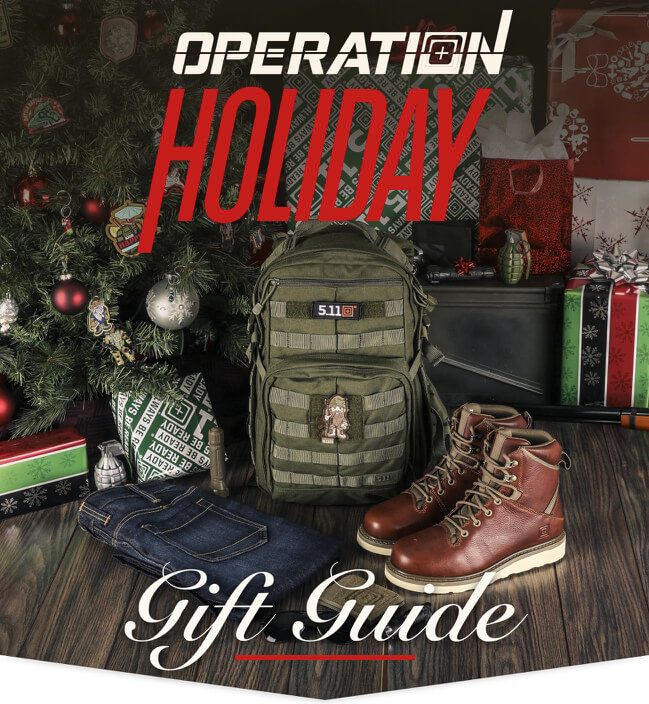 5.11 Holiday Gifts