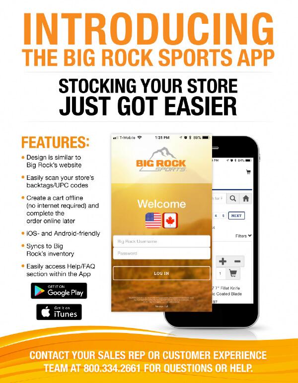 Big Rock App