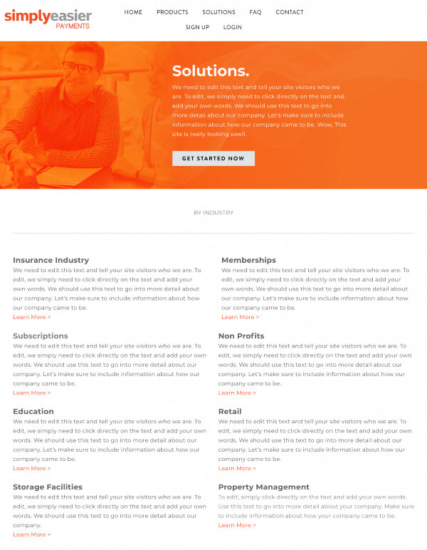 SEP Solutions